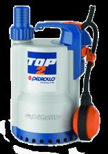 Pompa de drenaj pentru lichide agresive Pedrollo TOP-2 LA 0.37 kW