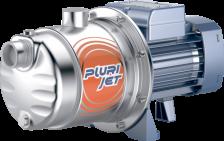 Самовсасывающий многоступенчатый насос Pedrollo PLURIJETm 4/80 0.55 кВт