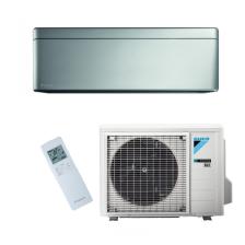 Conditioner STYLISH FTXA20AS+RXA20A silver A+++ 20m2 7000BTU Inverter