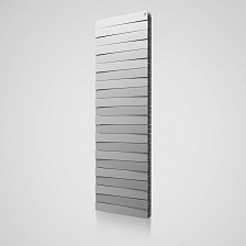 Биметаллический радиатор Royal Thermo Pianoforte Tower silver 500