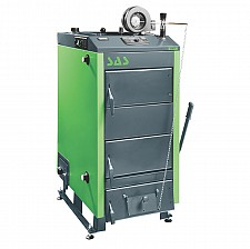 Cazan pe combustibil solid SAS MI 17 kW