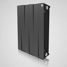 Биметаллический радиатор Royal Thermo Pianoforte black 500