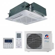 Conditioner de tip caseta on/off Gree U-MATCH GU50T/A1-K+GU50W/A1-K 18000 BTU