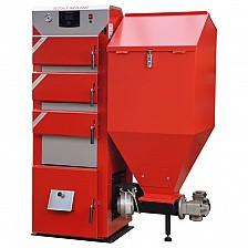 Cazan pe combustibil solid Stalmark DUO PID 16 kW