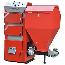Cazan pe combustibil solid Stalmark PID VEGAS 50 kW