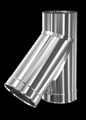 d. 220 - 300 Тройник дымоходный 45° (430 - 304)