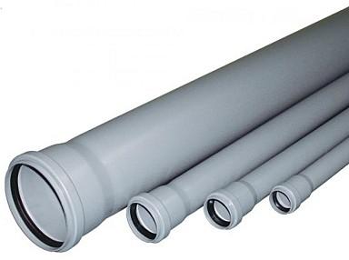 Труба канализация ПВХ D32 l250