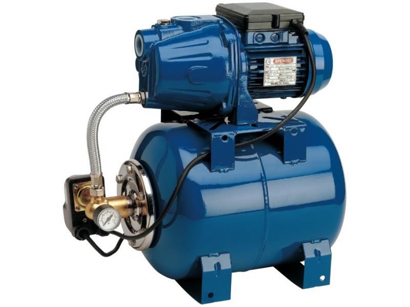 Гидрофор Speroni CAM 40/22-HL 0.8 kW 8 m